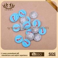 Buy cheap plastic trolley coin product