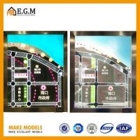 Buy cheap Acrylic material location model product