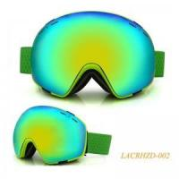 Buy cheap Skiing Snowboard Goggle Double Layer Eyewear Skiing Goggles from wholesalers