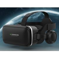 Buy cheap The new magic fantasy 7 generation virtual reality storm mirror VR glasses earphone models from wholesalers