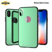 Buy cheap OEM tempered glass case for iphone X from wholesalers