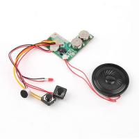 Buy cheap COB Voice Recording Module Recordable Sound Module for Greeting Cards from wholesalers