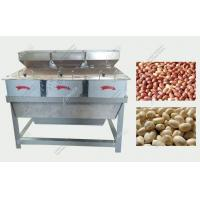 Large Roasted Peanut Red Coat Peeling Machine
