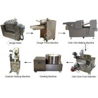 Buy cheap Chin Chin Making Machine|Chinchin Production Line from wholesalers