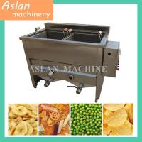 Buy cheap Manual Discharging Gas Chicken Pressure Fryer from wholesalers