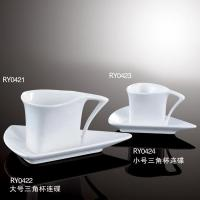 Buy cheap Triangle Cup W/Handle-RY0421-RY0424 from wholesalers