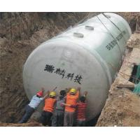 Buy cheap High Efficient and Environment Protective Unified FRP Septic Tanks from wholesalers