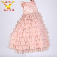 Buy cheap New style baby girl lovely suitable western summer dresses for party wear from wholesalers