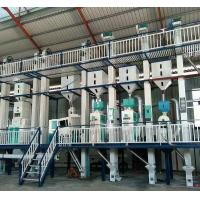 Buy cheap 80 Tons Complete Set Rice Mill Machine from wholesalers