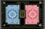 Buy cheap KEM ARROW NARROW Size Playing Cards(2 Decks - Red / Blue) from wholesalers