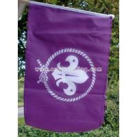 Buy cheap Polyester Scouts Purple Hand Waving Flag from wholesalers