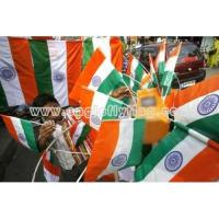 Buy cheap Plastic Made National Waving Flag from wholesalers