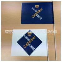 Buy cheap Cheap Paper Hand Waving Flag from wholesalers