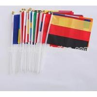 Buy cheap Wholesale Cheap Small Country Handheld Flag from wholesalers