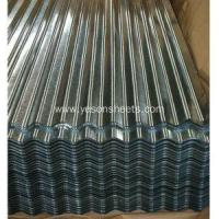 Buy cheap zinc aluminium corrugated roofing sheets price from wholesalers