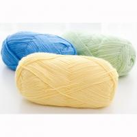 Buy cheap Baby Yarn Super Soft Acrylic and Nylon Blend Crochet Yarn for Baby from wholesalers
