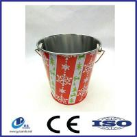 Buy cheap Christmas Edition Tin Can from wholesalers