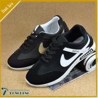 Buy cheap MEN BLACK STOCK SHOES from wholesalers
