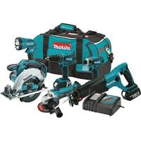 Buy cheap Makita XT601 18-volt LXT Lithium-Ion Cordless Combo Kit, 6-Piece from wholesalers