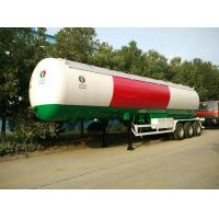 Buy cheap ASME ISO Standardized Safety LPG tank Semi Trailer truck 40m3 48m3 56m3 58m3 60m3 LPG Gas Propane ta from wholesalers