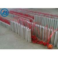 Buy cheap AZ63 Magnesium Alloy Cathodic Protection Anodes For Ship Building Dock Construction from wholesalers