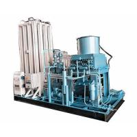 Buy cheap Natural Gas Compressor Piston Type Reciprocating Compressor from wholesalers