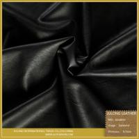 Buy cheap Environmental PU Faux Garment Leather from wholesalers