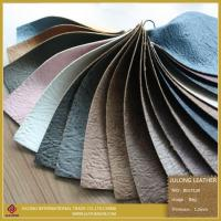 High Quality Fancy Fashionable PU Synthetic Leather for Bag and Luggage