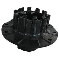 Buy cheap Wheel hub Iron casting for Automobile, truck trailer from wholesalers