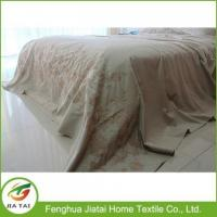Buy cheap Custom New Flower Design Hand Embroidery Bed Sheet from wholesalers