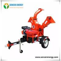 Buy cheap Portable diesel chipper shredder from wholesalers