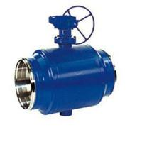 Buy cheap Turbine fully welded ball valve from wholesalers
