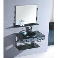 Buy cheap Glass Wash Basin BLS-2074 from wholesalers
