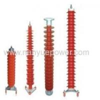 Buy cheap Polymer Housed Metal Oxide Arrester For Transmission Line from wholesalers