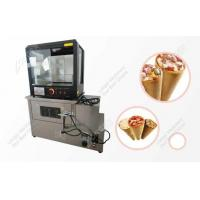 Buy cheap High Quality Pizza Cone Baking Machine|Pizza Cone Oven for Sale from wholesalers