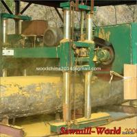 Buy cheap MJ2000 large size automatic horizontal bandsaw sawmill with cheaper offer from wholesalers