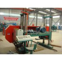 Buy cheap heavy duty bandsaw horizontal mill machine for wide large diameter tree logs from wholesalers