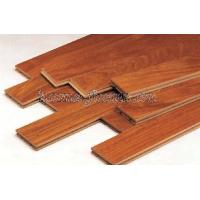 Buy cheap Solid Wood Flooring Santos Mahogany from wholesalers