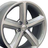 Buy cheap Wheels for Audi 18 Fits Audi - A5 Wheel - Silver 18x8 from wholesalers