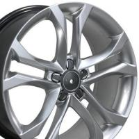 Buy cheap Wheels for Audi 18 Fits Audi - S4 Wheel - Hyper Silver 18x8 from wholesalers