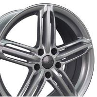 Buy cheap Wheels for Audi 18 Fits Audi - RS6 Wheel - Silver 18x8 from wholesalers