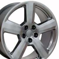 Buy cheap Wheels for Audi 18 Fits Audi - RS6 Wheel - Hyper Silver 18x8 from wholesalers