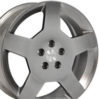 Buy cheap Wheels for Cadillac Factory Original Silver Wheel fits Chevrolet Cobalt 18x7 from wholesalers