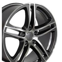 Buy cheap Wheels for Audi 17 Fits Audi - R8 Wheel - Gunmetal 17x7.5 from wholesalers