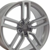 Buy cheap Wheels for Audi 20 Fits Audi - SQ5 Wheel - Silver Mach'd Face 20x8.5 from wholesalers