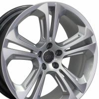 Buy cheap Wheels for Audi 20 Fits Audi - Q5 Wheel - Hyper Silver 20x8.5 from wholesalers