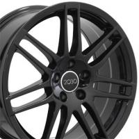 Buy cheap Wheels for Audi 18 Fits Audi - RS4 Wheel - Black 18x8 from wholesalers