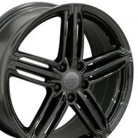 Buy cheap Wheels for Audi 18 Fits Audi - RS6 Wheel - Black 18x8 from wholesalers