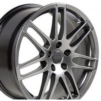 Buy cheap Wheels for Audi 18 Fits Audi - RS4 Wheel - Hyper Silver 18x8 from wholesalers