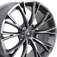 Buy cheap Wheels for Audi 18 Fits Audi - A8 Wheel - Gunmetal Mach'd Face 18x8.5 from wholesalers
